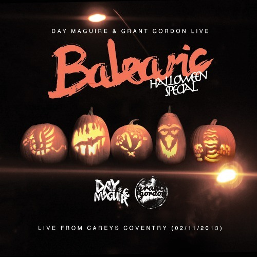 Grant Gordon + Day Maguire  LIVE From Balearic Halloween Special with Franky Rizardo