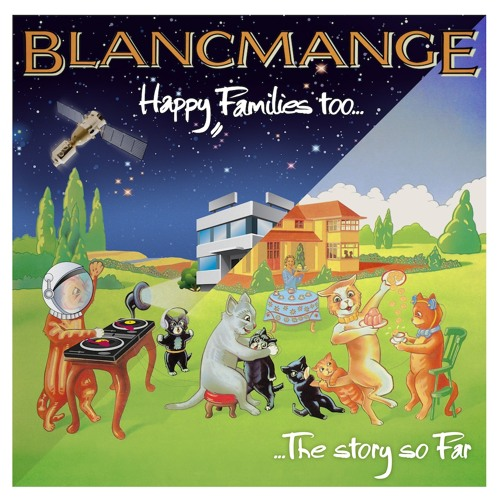 "Blancmange - ""Feel Me."" (remixed by greg wilson & derek kaye)"