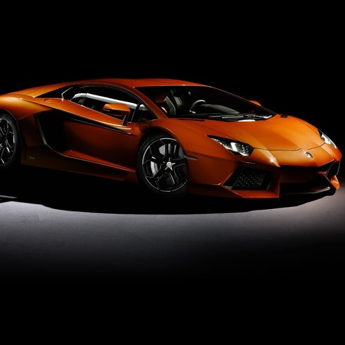 Lamborghini Aventador From The Inside By Automobili