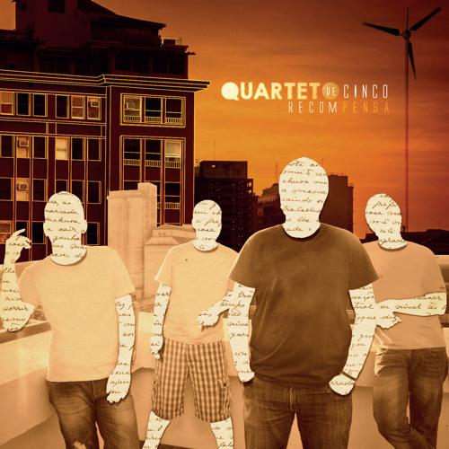 Recompensa EP - Quarteto de cinco