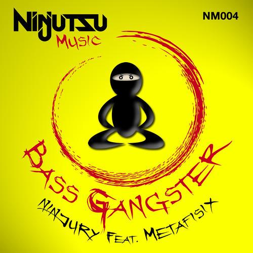 Bass Gangster - Ninjury feat. Metafisix (Sample) [Ninjutsu Music]