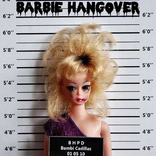 BOMBASTARD - BARBIE HANGOVER (original mix)