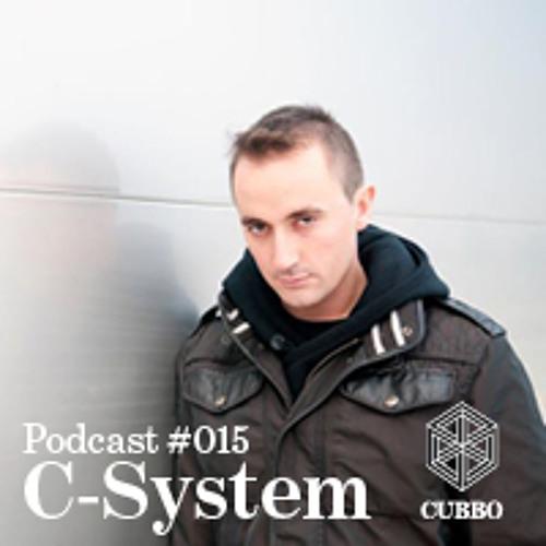 CUBBO PODCAST #015 : C-System (ES)