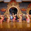PENDET traditional balinesse dance (indonesia)