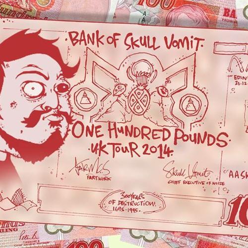 dj Skull Vomit - UK Tour Promo Mix 2013 (Free Download)
