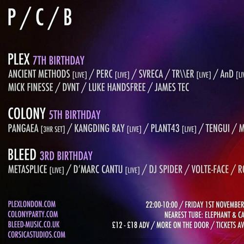Mick Finesse - P/C/B DJ set