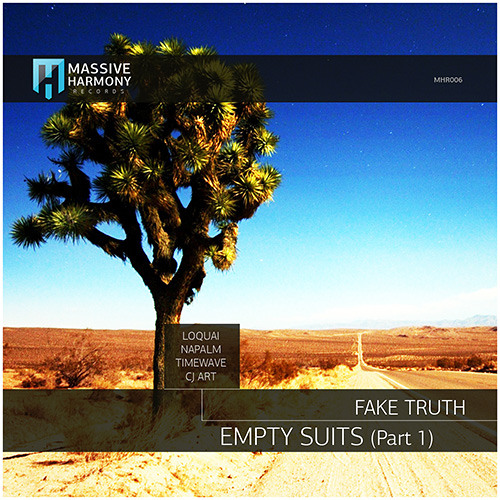 Fake Truth — Empty Suits (Timewave Remix)