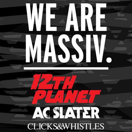 DJ Craze - MASSIV Tour Mixtape