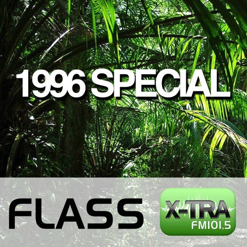 Hausar - Flass X-tra 101,5 - 21.8.2013 - Nightshock presents: 1996 Special