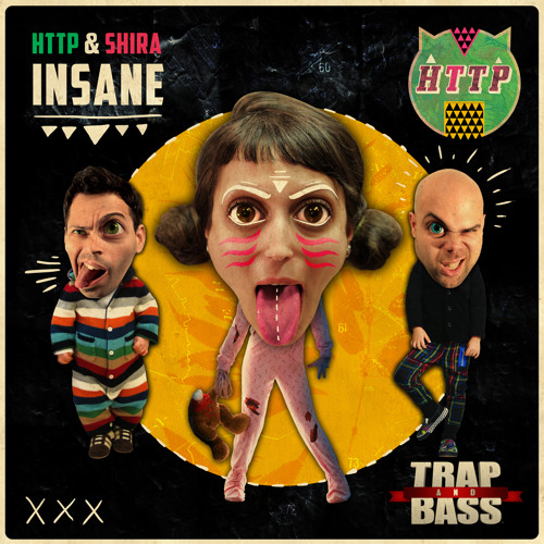 Http X Shira - Insane (Free Download) +  {Video Clip}
