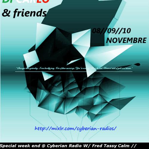 Cyberian radio - Dj Garry - Di Carlo & friends