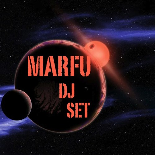 MARFU MINIMAL TECHNO DJ SET 21 OCTOBER 2013