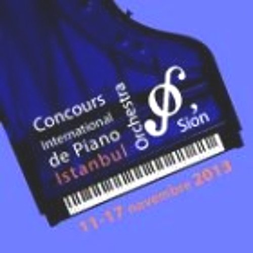 Concours International de Piano Istanbul 2013