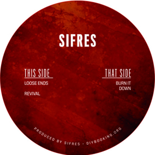 [OUT NOW SIFREC003] Sifres - Loose ends