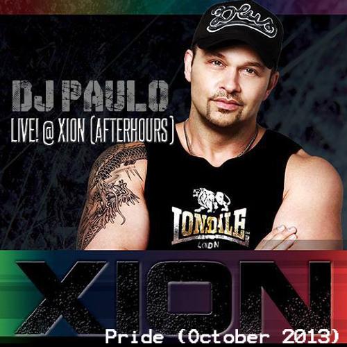 DJ PAULO LIVE ! @ XION AFTERHOURS  (Atlanta Oct 2013)