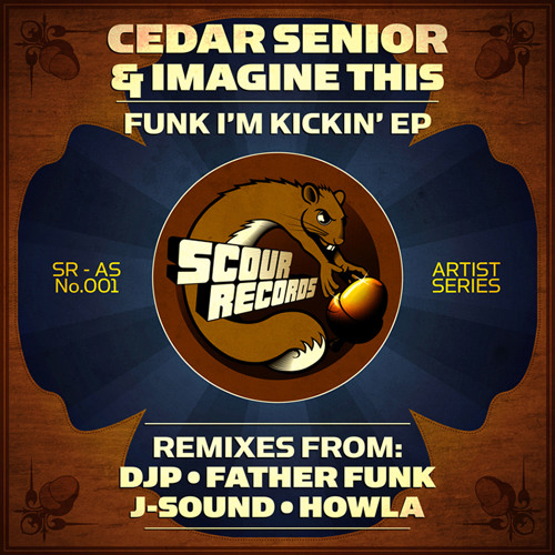 Cedar Senior & Imagine This - Funk I'm Kickin' (DJP Remix) - ***OUT NOW***