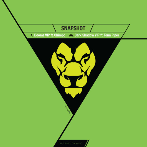 'Dark Shadow' VIP by Snap Shot ft. Tonn Piper - NBAS001