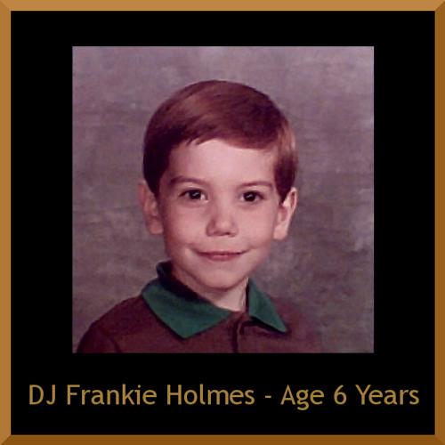 DJ Frankie Holmes - The Rain Falls
