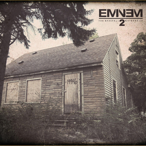Eminem - Groundhog Day (MMLP2)
