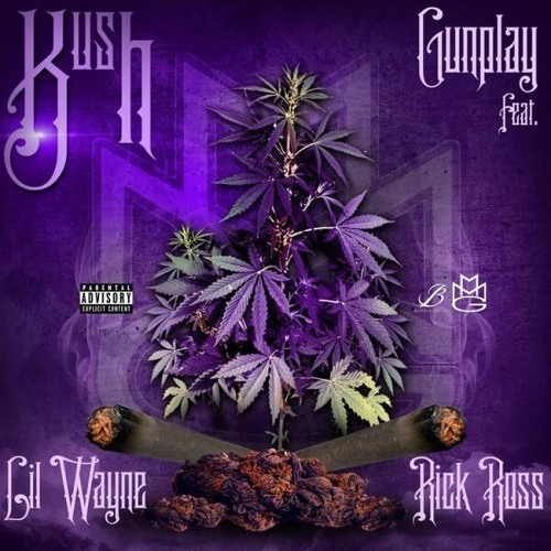 Gunplay - Kush (ft. Lil Wayne & Rick Ross)