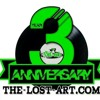 Encrypted Breakbeat Sessions #18 on the-lost-art.com (3 Year Anniversary of TLA)