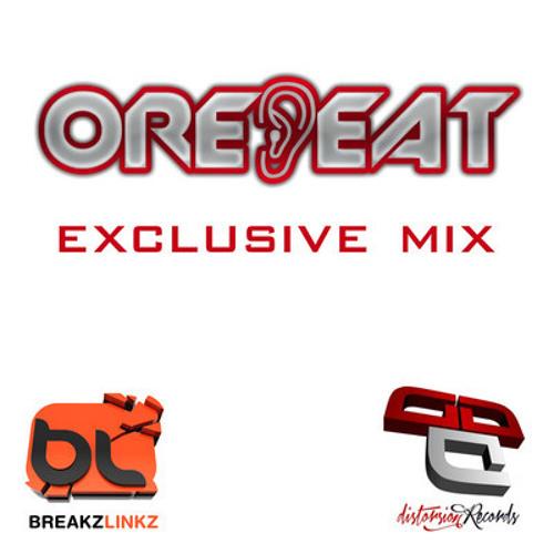Orebeat @ GuestMix Breakzlink 2013