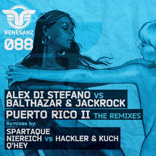 Alex Di Stefano vs. Balthazar & JackRock - Puerto Rico II (Original Mix) [Renesanz]