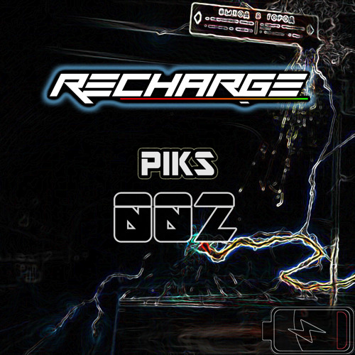R3charge Piks 002 feat REXOP and DVISE