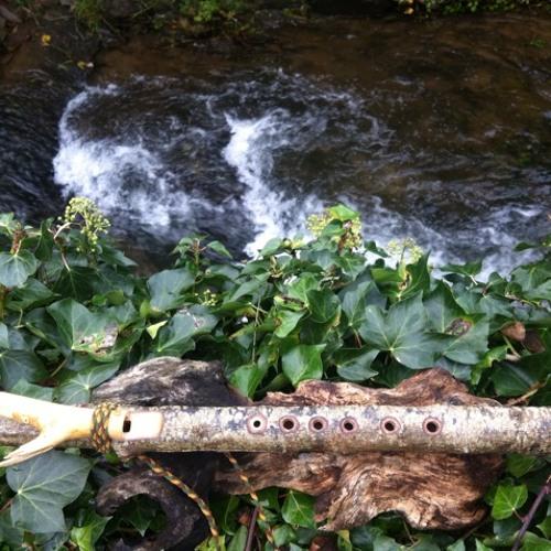 "Cherry Branch Flute In ""G#"""