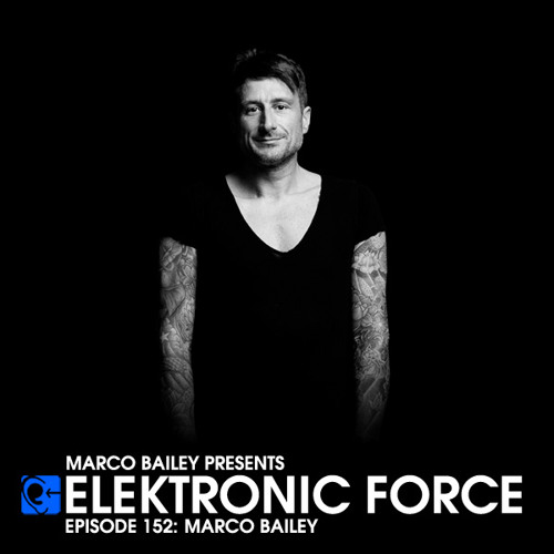Elektronic Force Podcast 152 with Marco Bailey