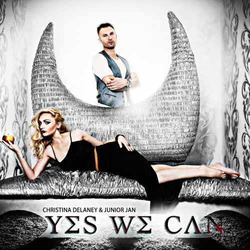 Junior Jan & Christina Delaney - Yes We Can (Acapella Mix)