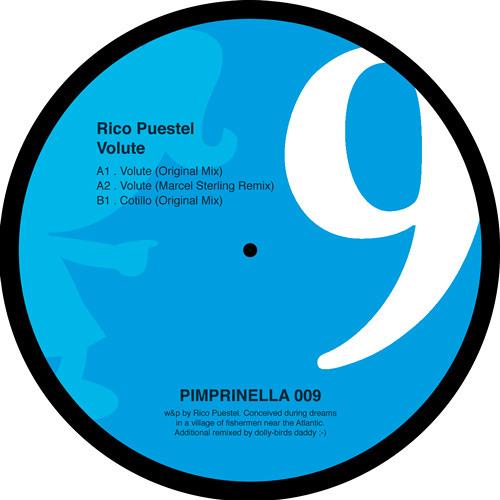 PIMPRINELLA009 - A1 Rico Puestel - Volute