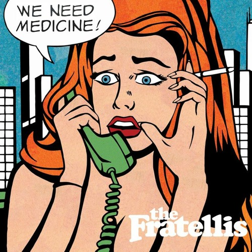 THE FRATELLIS - She's Not Gone Yet, But She's Leaving (Radio Mix)