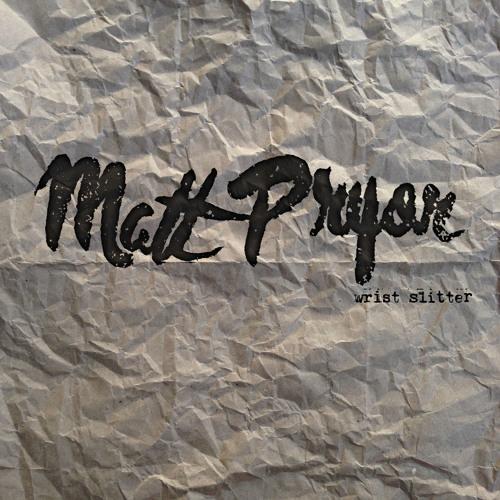 Matt Pryor - If I Wear A Disguise