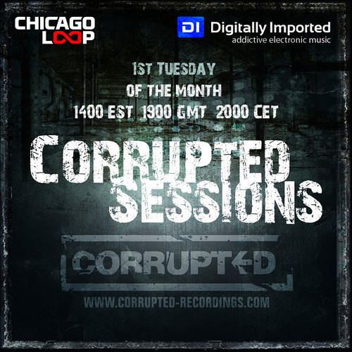 Corrupted Sessions Podcast 31 - Chicago Loop - Nov 2013
