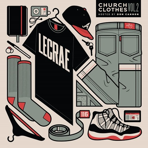 Lecrae - If I Die Tonight ft. Novel (Prod by Justin Kahler)
