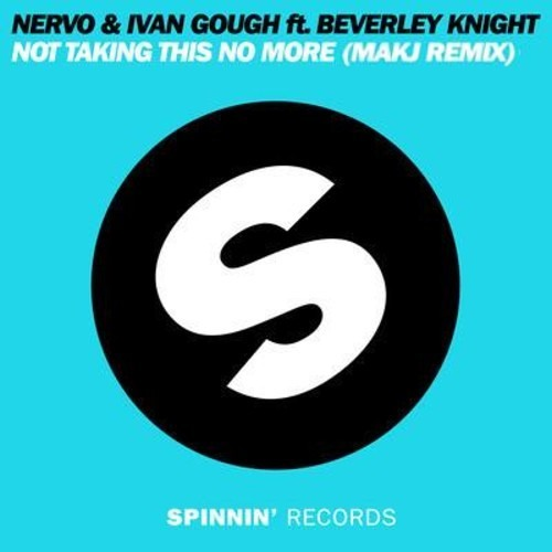 NERVO & Ivan Gough feat. Beverley Knight - Not Taking This No More (MAKJ Remix)