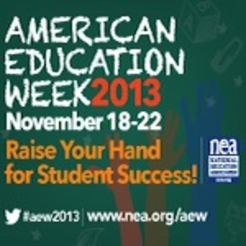 Raise Your Hand for Student Success (Week 11): Education Support Professional Appreciation