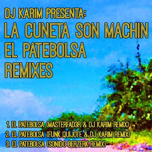 ELFM022 - Masterfader & Dj Karim - La Cuneta Son Machin_El Patebolsa Remix