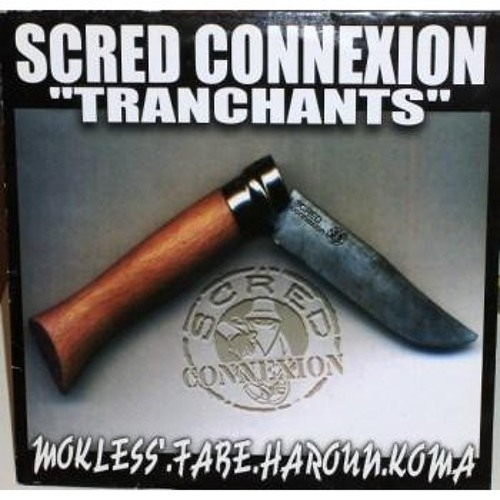 """Scred connexion """"bootleg/tranchant"""" FREE DOWNLOAD"""