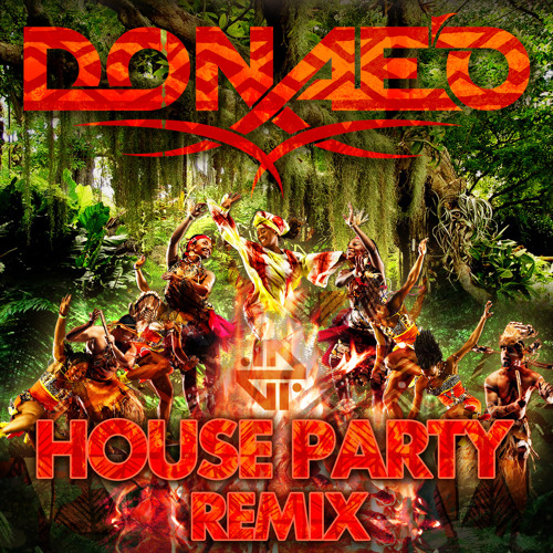 Donae'o - House Party [Tough Love Remix] BBC R1 + 1Xtra Toddla T ***OUT NOW***