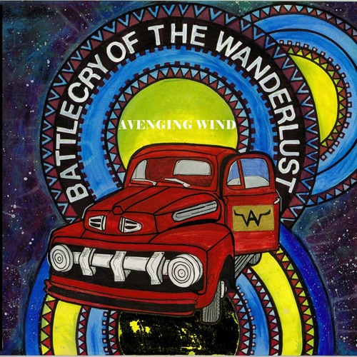 Avenging Wind-Dump Truck Blues-Teaser Mix-(Purchase Full LP)