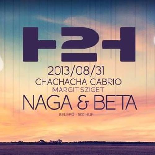 Naga&Beta - esuoH2House@ChaChaChaTerasz - ClosingParty2013.08.31