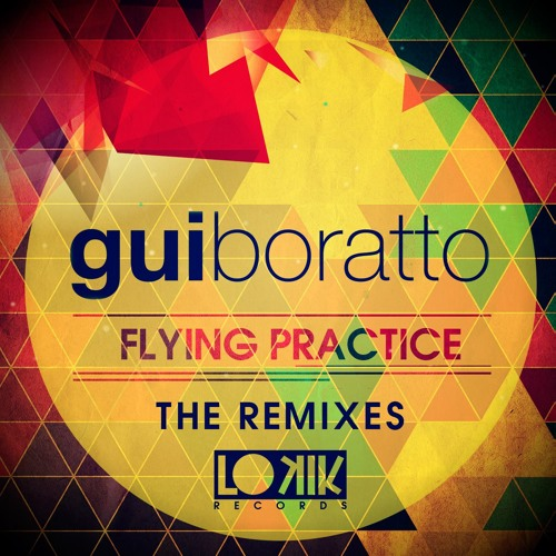 Gui Boratto - Flying Practice (HNQO Remix) out