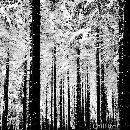 Sad Snow Scene by Chilllito