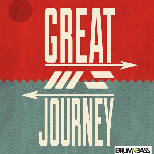 Great Journey by WAV35HAPERS - DrumNBass.NET Exclusive