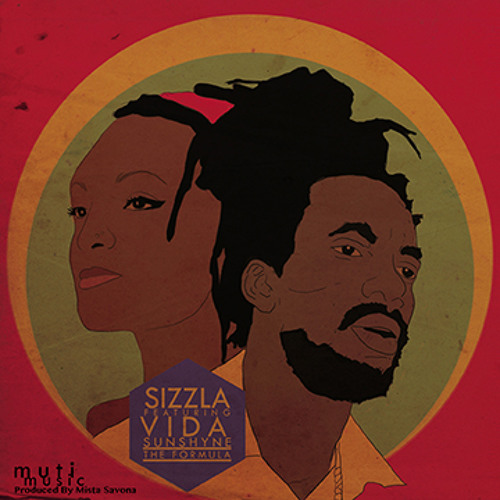 Sizzla featuring Vida Sunshyne - The Formula (An-ten-nae Remix)(CLIP)