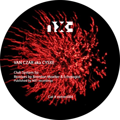 Van Czar - Club System (Original Mix)