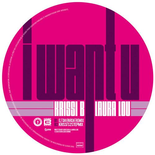 Laura Lou - I Want U (EJ REMIX!!!!)