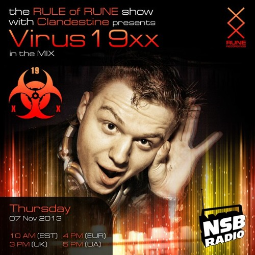 Rule of Rune 029 - Clandestine In The Mix